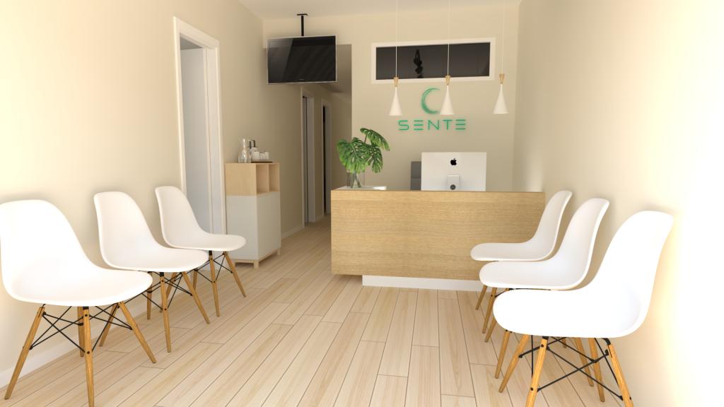 SENTE - Cowork Terapêutico | Aluguer de Salas para Terapias em Carcavelos